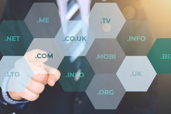 Domain Registration & Website Hosting